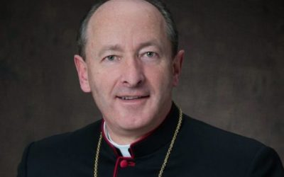 New Year Message from Bishop Phonsie to School Communities