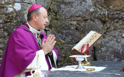 letter from Bishop Cullinan re Mass for Catholic Schools Week