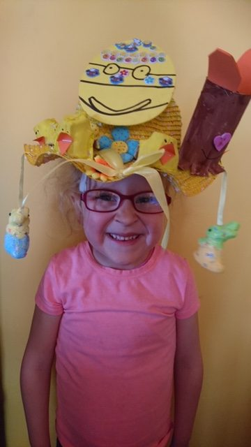 Easter Bonnet School Website Competition Winner