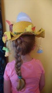 Easter Bonnet School Website Competition Winner
