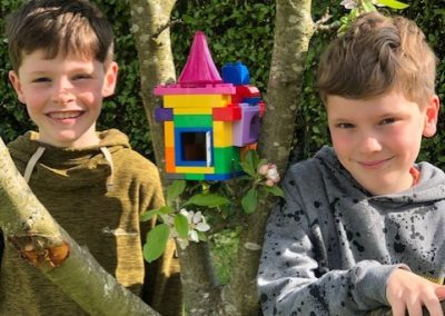 Lego Bird House