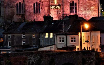 St. Mollerans Church Message of Hope