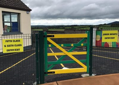 Entry & Exit - Junior Infants & 5th-6th Class