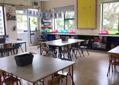 Mrs. Fortunes Classroom- 2nd & 3rd Class