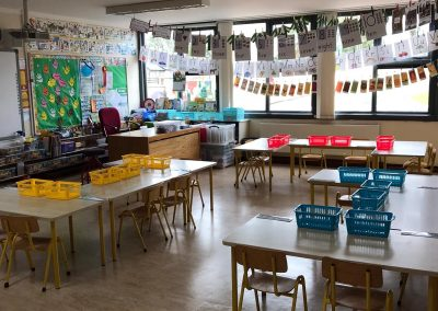 Mrs. Sheehans Classroom- Junior Infants