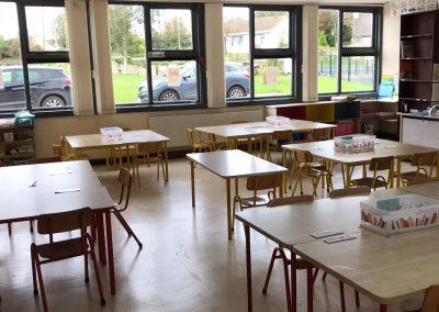 Ms. Clifford & Mrs. Baileys Classroom- Senior Infants & 1st Class