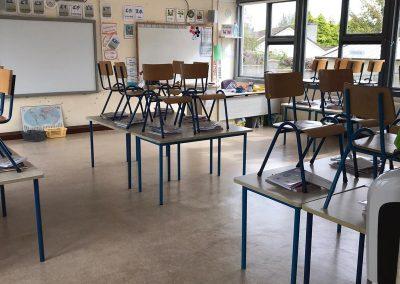 Ms. Faheys Classroom- 4th Class