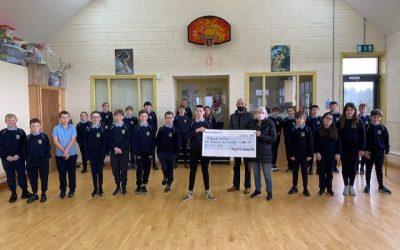 5th & 6th Class Fundraiser for St Vincent de Paul
