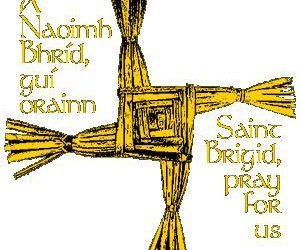 Message from Antoinette Dilworth,Diocesan Advisor re St. Brigid's Day