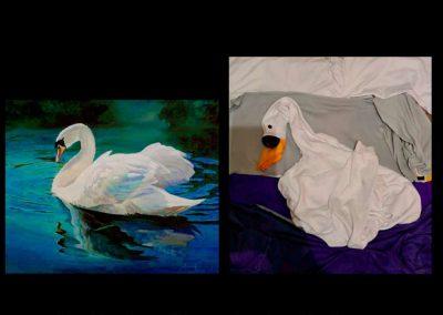 Laundry Art Challenge by Sophia Carroll
