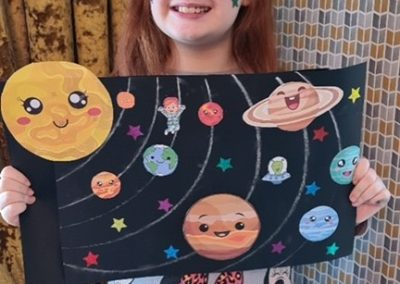 The Solar System Project
