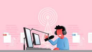 2nd & 3rd Class Radio Broadcasts