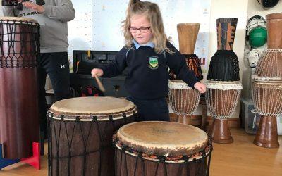Crehana N.S. Sports Activity Week – Drumming