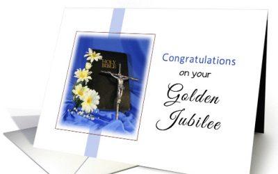 Fr Tom Flynn's Golden Jubilee