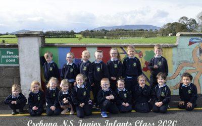 Junior Infant Class 2020-2021