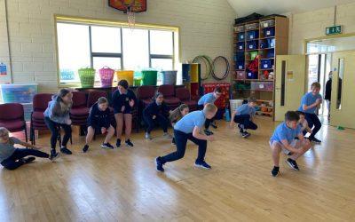 Crehana N.S. Sports Activity Week- Zumba