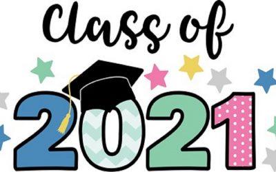 6th Class Graduation June 2021